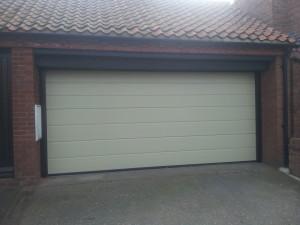 качественные автоматические гаражные ворота Тюмень