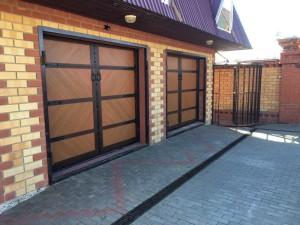 автоматические гаражные ворота в Тюмени