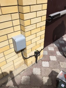 привод автоматических ворот